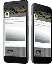 Die Neue kostenlose Bergrennsport-APP Sport, App, Phone, Rally, Deporte, Telephone, Sports, Apps, Mobile Phones