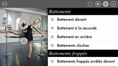 "Ballet App Volume 1. Featuring POB ""Etoile"" Myriam Ould-Braham."
