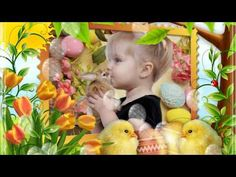 ♥ ♥ ♥ ♫ ♫ ♫ Wesołego Alleluja ♫ ♫ ♫ ♥ ♥ ♥ - YouTube Youtube, Make It Yourself, Messages, Easter Activities, Youtubers, Youtube Movies