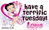 Betty Boop Pictures Archive - BBPA: Betty Boop Happy Tuesday images Happy Tuesday Images, Betty Boop Pictures, Archive, Blog, Blogging