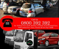 The good reasons, why you will sell your old, broken, crashed, junk, scrap and unwanted car to us, are 1] WE WILL PAY YOU THE BEST PRICE IN AUCKLAND, 2] NO HASSLE, 3]WE WILL PICK UP FREE FROM YOUR PLACE IN AUCKLAND & pay you cash on the spot, 4] SERVICE IS OUR BEST PART, 5] OUR DRIVERS ARE EXCEPTIONALLY FRIENDLY Auckland, Scrap, How To Remove, Thing 1, Trucks, Good Things, Free, Truck