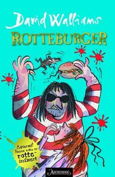 Prøv en rotteburger. Du vil ikke angre! Men det er bare én ting å gjøre dersom du faktisk er en rotte og møter Birger Burger: LØP!!!   Sol synes ikke livet er helt på topp. Faren jobber altfor mye, stemoren er så lat at Sol må hjelpe henne med å pille seg