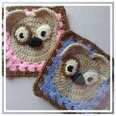 Creative Crochet Workshop: The Koalasy Granny Square
