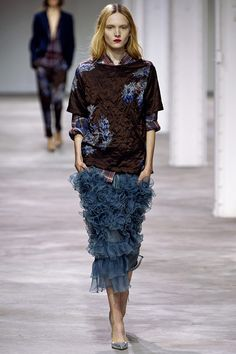Dries Van Noten Spring 2013 RTW - Review - Collections - Vogue