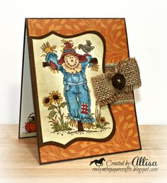 S1209 Fall Favorites Close To My Heart September 2012 Stamp of the Month-Rocky Mountain Paper Crafts
