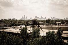 Silvered Skyline by Christian VanAntwerpen on 500px
