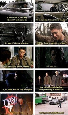 Dean/Baby...the ship that everyone accepts