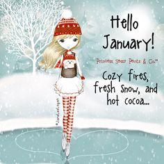 January 2016 – Page 4 – Princess Sassy Pants & Co. Sassy Quotes, Cute Quotes, Sassy Sayings, True Sayings, Sweet Quotes, Hello January Quotes, January Images, Sassy Pants, Christmas Quotes