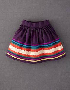 Colourpop Skirt Mini Boden