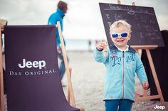 Jeep® X Red Bull Coast 2 Coast: Auch die Kleinsten haben Spaß