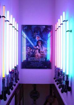 World's Coolest Star Wars Room - TechEBlog