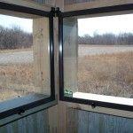 Homemade Elevated Deer Blind Plans Deer Blind Hunting