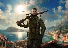 Sniper Elite 4: VIDEO RESEÑA