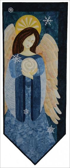 Quilt Inspiration: The elegance of angels xxxx