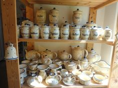 Local pottery in Buckow Germany, Pottery, Mugs, Tableware, Kitchen, Ceramica, Dinnerware, Cooking, Pottery Marks
