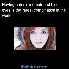 Red Hair Blue Eyes-Yep I made two of those that are prob gonna be over 6 feet tall which makes them even more rare lol!!!!! Awesome!!!!