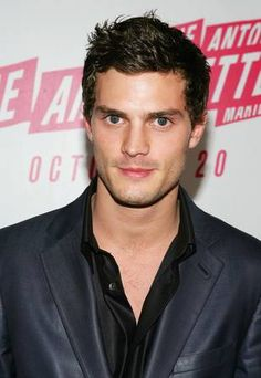 Jamie Dornan ... 50 Shades of Grey. He's just so gorgeous.