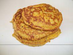 Pumpkin Pancakes #paleo