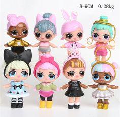 Resultado de imagen para muñecas LOL