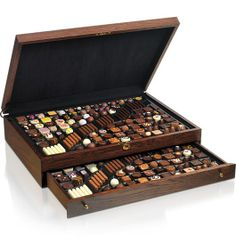 Is this the ultimate box of chocolates? The Chocolatier's Humidor #HotelChocolat