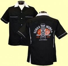 Rockabilly mens clothes