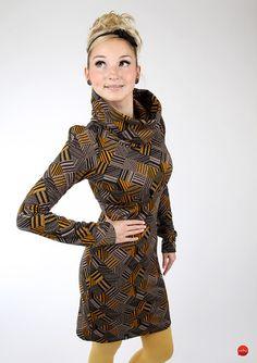 """Minikleider - MEKO Kleid """"EBBY_M1"""" - ein Designerstück von meko bei DaWanda"""