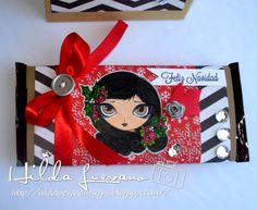 Hilda Designs: Blog Hop Navideño Bella Navideña en DEE