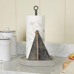 Birch Lane Sail Away Paper Towel Holder