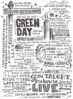 GREEN DAY! :)