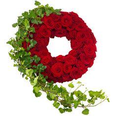 Unique Flower Arrangements, Unique Flowers, Fresh Flowers, Flower Wreath Funeral, Funeral Flowers, Wreaths And Garlands, Wedding Matches, Summer Wreath, Flower Decorations