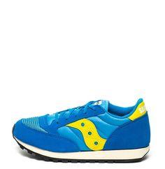 Pantofi sport cu garnituri de piele intoarsa S-Jazz Original