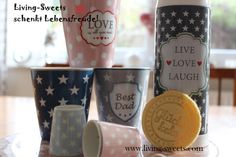 Happy Thermoskanne, Happy Mug´s.... http://living-sweets.com/Krasilnikoff