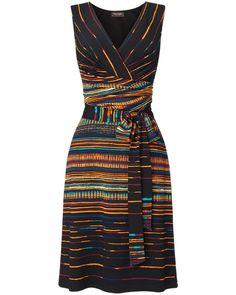 Arizona Stripe Dress by Phase Eight