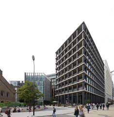 David Chipperfield, One Pancras Square, London, 2013 www.davidchipperfield.co.uk/