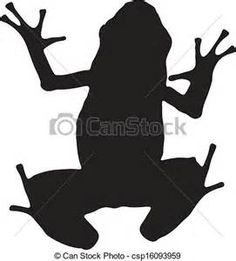 silhouette clip art dart frog - Saferbrowser Yahoo Image Search Results