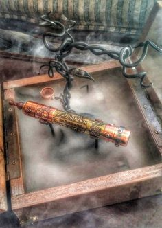 #whichecigarette Check out our reviews on http://www.whichecigarette.com/review-cats/premium-ecigarettes/  Two peas custom mod