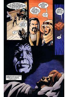 Mara JADE SKYWALKER and Talon KARRDE | By Terry DODSON (MARVEL Comics) | STAR WARS : Characters