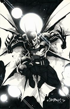 A Batman Commission for more info on commissions please email me at jimbo_salgado@yahoo.com