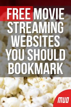 Dec 2019 - Are you looking for the best free online movie streaming sites? Here's where you can watch free and legal movies at any time.