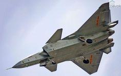 Chengdu J-20 'Mighty Dragon', protótipo número de série 2012 (2)
