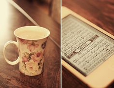 Photo of Surat al-Kahf on an E-Reader Reading Al Quran, Al Kahf, My Life My Way, Spiritual Pictures, Work Motivation, Islamic Pictures, Holy Quran, Islamic Quotes, Ramadan