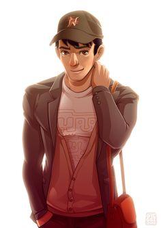 Tadashi hamada  Big Hero 6 Deviantart