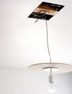 DIY: Ceiling Medallion from the Brick House - Remodelista