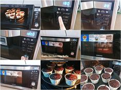 I have shared Part I  of my Samsung Smart Oven MC32F606   recipes last week, featuring some of its cooking features to prepare quick meal...