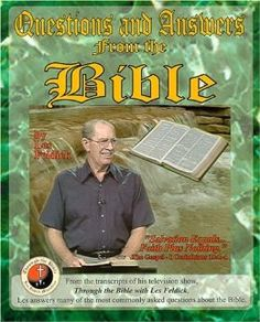 Awesome! Questions And Answers From The Bible: Les Feldick: 9781885344991: Amazon.com: Books