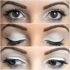 [Tuto] White Lace MakeUp - Bridal MakeUp   My Fair Jenny