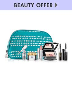 Yours with Any $100 Lancome Purchase by Lancome at Neiman Marcus.