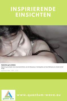 Energetische Möglichkeiten für einen erholsamen Schlaf! Kung Fu, Waves, Sleep Better, Acupressure, Ocean Waves, Beach Waves, Wave