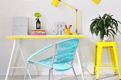Karol Pinheiro » Maqui indica: como montar uma mesa barata e linda pro seu quarto