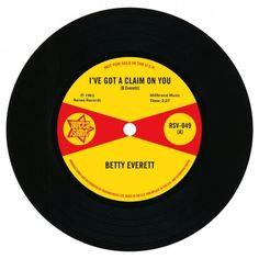 "Betty Everett - I've Got A Claim On You 7"" Vinyl"